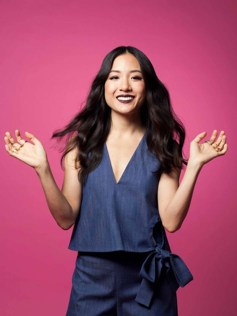Constance Wu by Lena Dunham: TIME 100