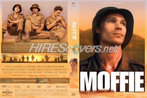 DVD Cover Custom DVD covers BluRay label movie art - DVD CUSTOM Covers - M / Moffie (2019)