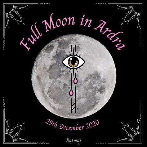 #FullMooninGemini in #Ardra As per vedic astrology today' full moon is in Gemini sign and in Ardra Nakshatra. #vedicastrology #fullmoon #moon #sun #suninsagittarius #mooningemini #fullmooningemini♊️ #ardranakshatra #nakshatra #fullmoonnight #fullmoonday #lastfullmoonoftheyear #lastfullmoon2020 #canva #aatmaj #aatmaj444 #aatmaj_astrology