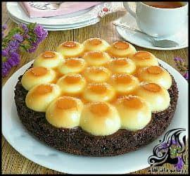 طرز تهیه فلن کیک دسر کرم کارامل Cheesecake Desserts Yummy