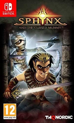 Sphinx and the Cursed Mummy (Nintendo Switch) | Electronics