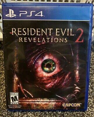 Resident Evil Revelations 2 Sony Playstation 4 Ps4 Tested Ps4 Gaming Video Resident Evil Revelation Evil