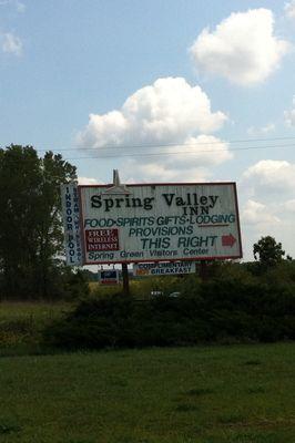 Spring Green Wisconsin Hotels Valley Inn Wi