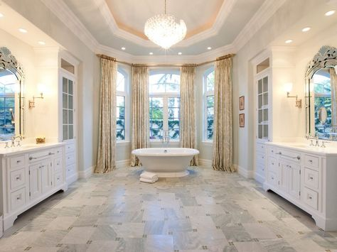 the beautiful mediteranean style home was completely