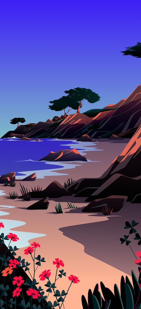 macOS Big Sur Wallpapers