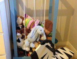Diy Stuffed Animal Zoo With Images Diy Stuffed Animals Zoo Animals Stuffed Animal Storage