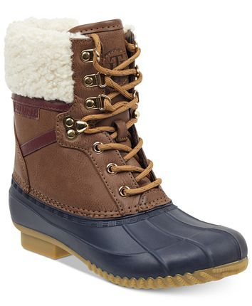 Tommy Hilfiger Rian Lace-Up Winter
