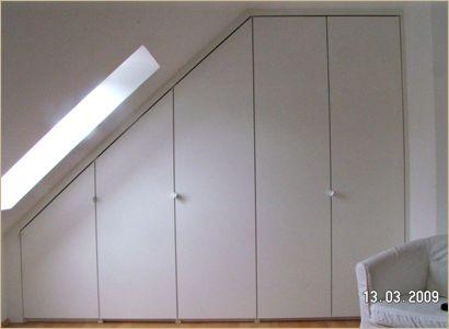 affordable stunning weier schrank unter der dachschrge mit drehtren und schubladen with ikea schrank with weier schrank - Ikea Weier Kleiderschrank