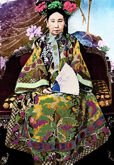 Shrewd: China's Empress Cixi http://www.interactchina.com/