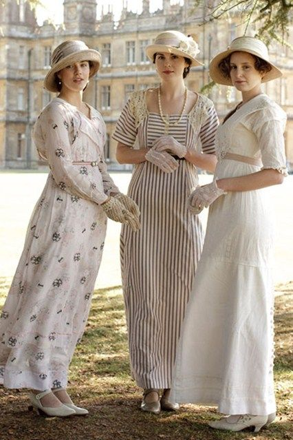 Downton Abbey character quiz - Which Downton girl are you?  I got Anna :)