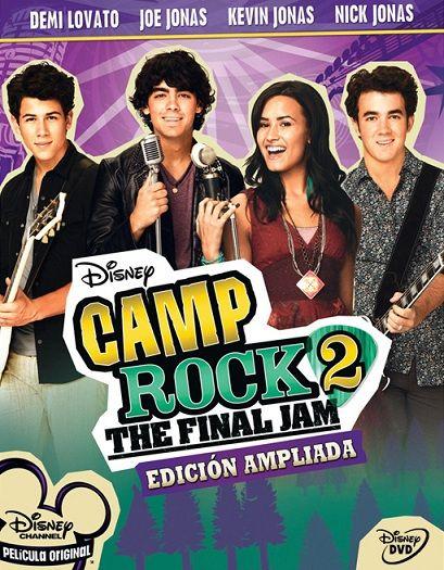 Camp Rock 2 The Final Jam Descargar Torrent Divxtotal Camp Rock Peliculas Completas Peliculas De Disney