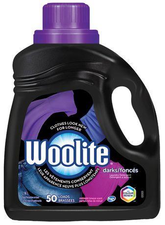 Woolite Darks Laundry Detergent Mega Value Pack 2 96 L With
