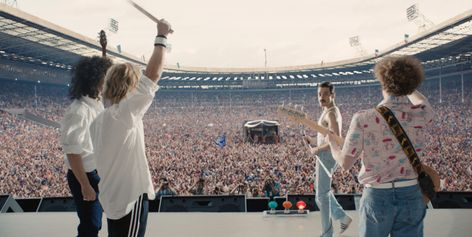 Rami Malek is Freddie Mercury in first trailer for Bohemian Rhapsody: