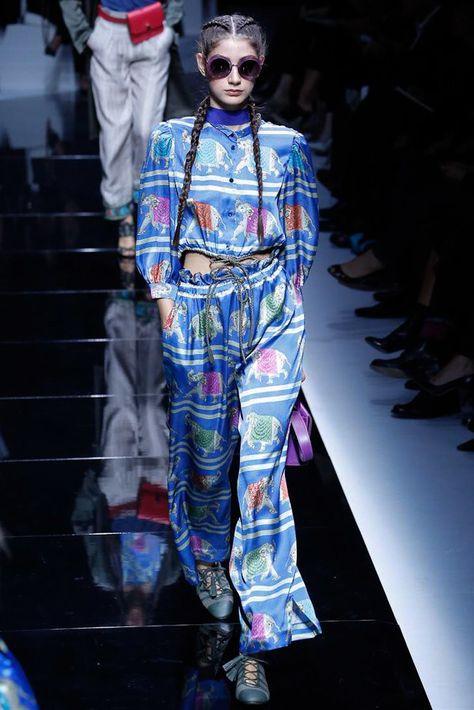 Emporio Armani - Spring 2017 Ready-to-Wear