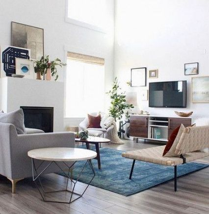 46 Ideas Living Room Small Eclectic Apartment Therapy Apartment