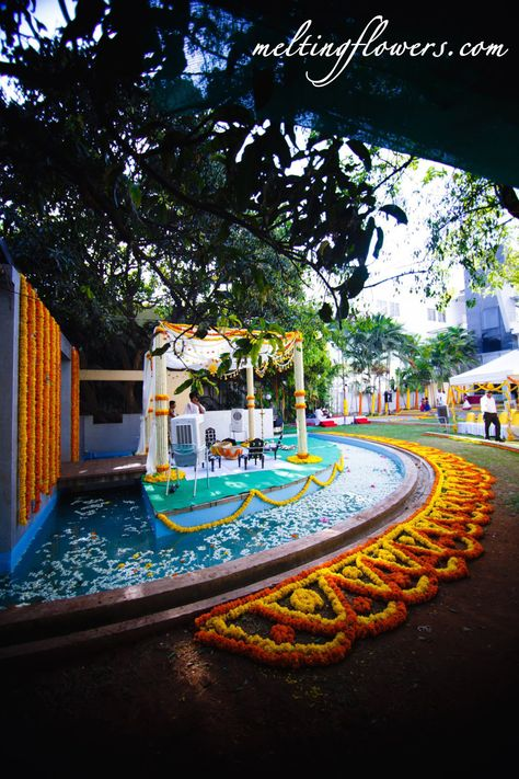 Woodrose Club Outdoor Wedding Venues In Bangalore Indian