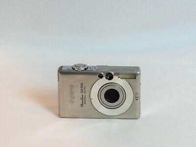 Canon Powershot Digital Elph Sd300 Digital Ixus 40 4 0mp Powershot Canon Powershot Camera Gear