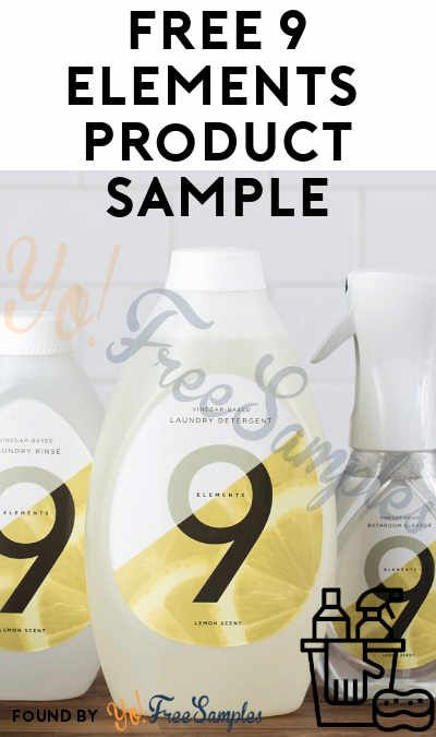 Free 9 Elements Eco Friendly Cleaning Product From Viewpoints