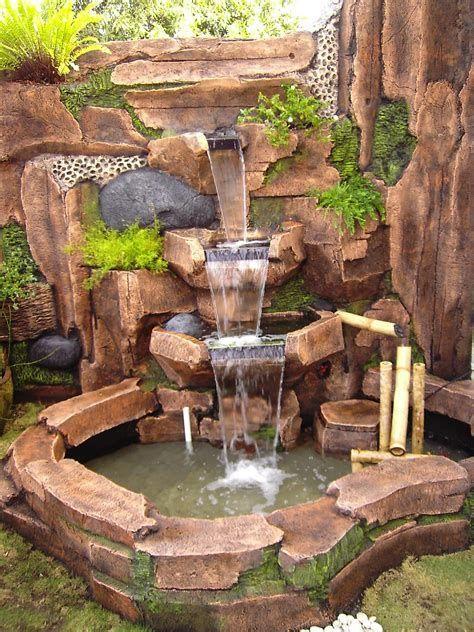 Gardening Creative Ideas Home93 Creative Home Gardening Ideas Waterfalls Backyard Minimalist Garden Waterfall Fountain