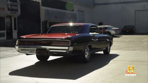 Gto Counts Kustoms On Counting Cars Front View Ride