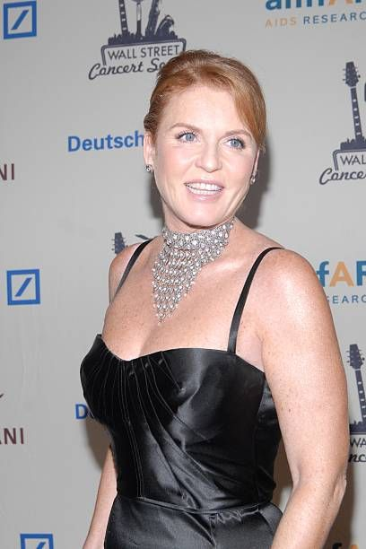 New York City Ny June 22 Sarah Ferguson Attends Kanye West Performs At The 2006 Cipriani Deutsche Bank Sarah Ferguson Sarah Duchess Of York Duchess Of York