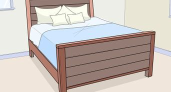 How To Fix A Squeaking Bed Frame With Pictures Bed Frame King Bedding Sets Bed Styling