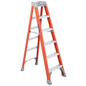 Werner 2 Story Built In Fire Escape Ladder Esc220 The Home Depot In 2020 Ladder Step Ladders Library Ladder