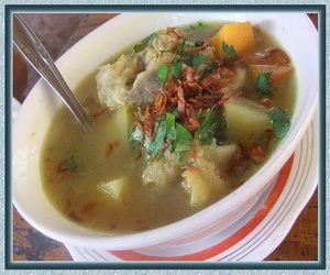 Sop Kikil Resep Makanan Dan Minuman Resep Makanan