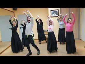 Un Poquito Por Rumba Para Todos Vosotros Hd Youtube Coreografía De Baile Rumba Baile
