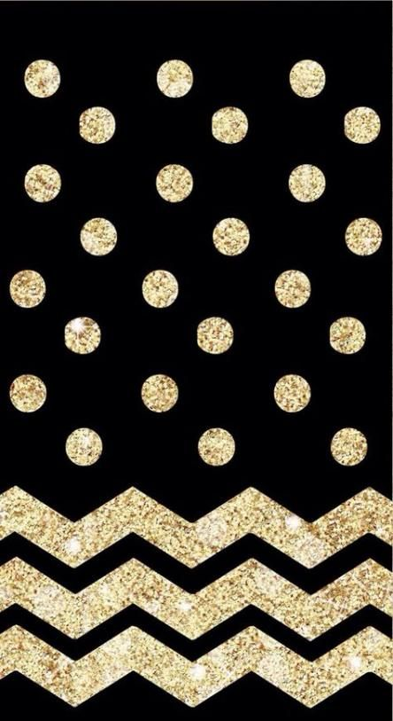 33 Ideas For Wall Paper Iphone Dorado Polka Dots Polka Dots Wallpaper Black Wallpaper Dots Wallpaper White gold polka dot wallpaper