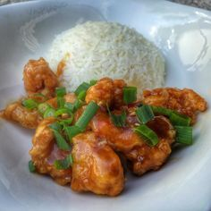 Asien Spezial - General Tso Chicken - Bigmeatlove