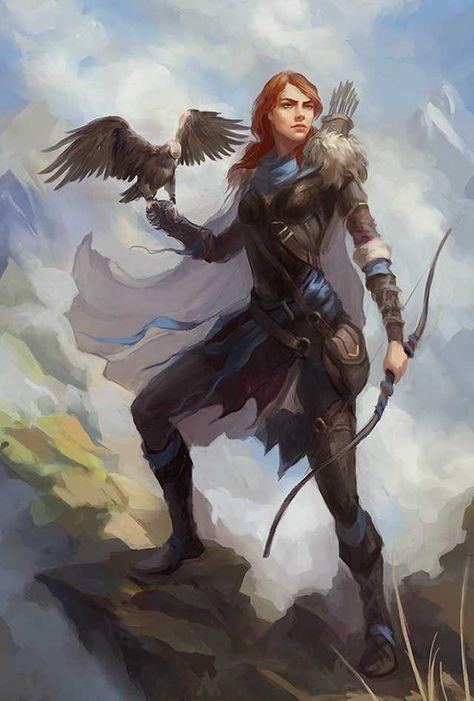 Fantasy Warrior, Fantasy Rpg, Medieval Fantasy, Fantasy Artwork, Fantasy Scout, Fantasy Character Design, Character Concept, Character Art, Concept Art