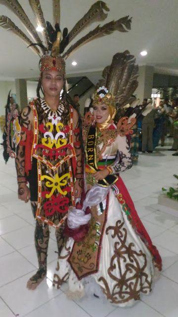 Pin Di Baju Adat Nusantara 34 Provinsi