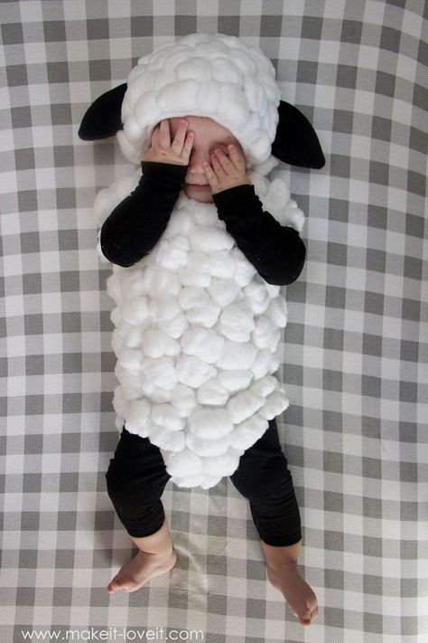 Photo of kinderkostüme selber machen schaf