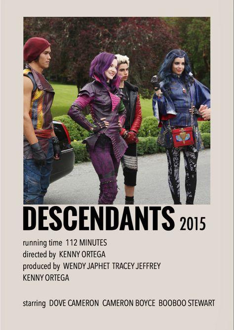 Descendants by Millie