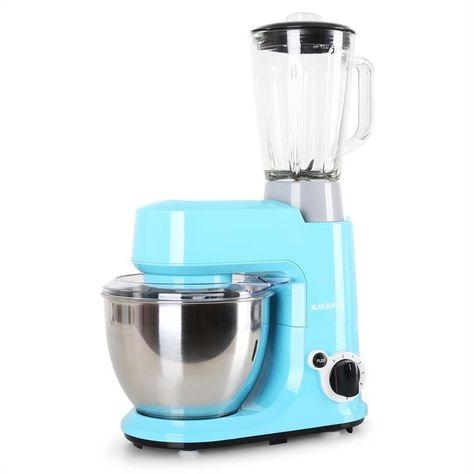 Set Carina Azzura 800w Robot De Cuisine Mixeur 1 5l Taille