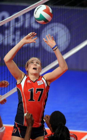 How To Read The Volleyball Setter Coaching Volleyball Volleyball Setter Volleyball Training