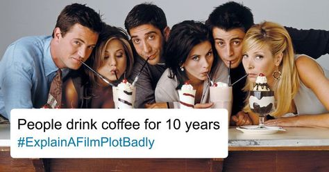 65 Times People Explained Movies So Badly It Was Good | Bored Panda