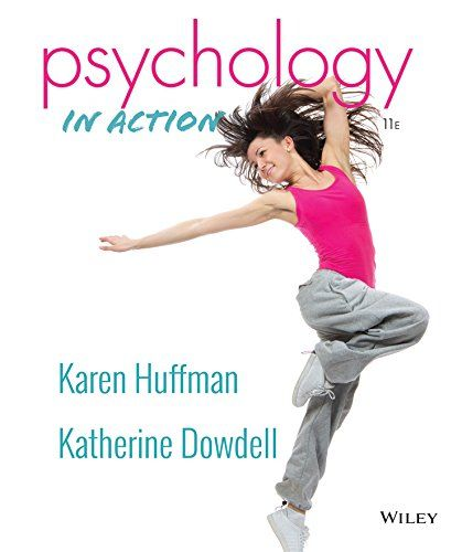 Download Free Psychology In Action 11th Edition By Karen Huffman Epub Kindle Pdf Ebook Psychology Digital Book Health Books