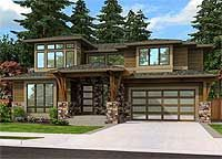 modern prairie home designs. 48 Ft Not A Bad Layout Downstairs Frank Lloyd Wright  Nature Inspired Modern Design And Architecture