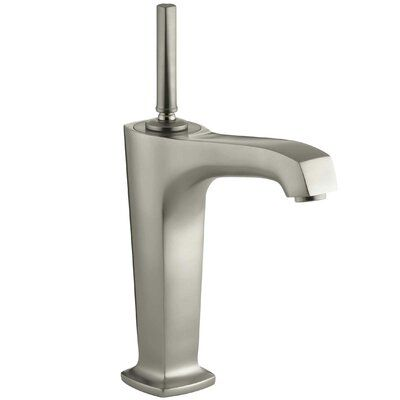 Kohler Margaux Single Hole Bathroom Faucet With Drain Assembly In 2020 Sink Faucets Bathroom Sink Faucets Faucet