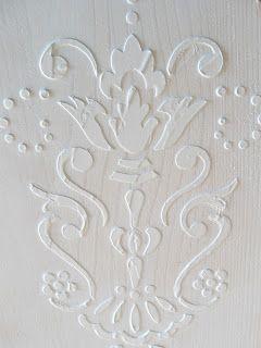 Diy   Embossed Venetian Plaster Art Using Wallboard Joint Compound | Joint  Compound   DIY Wall Art | Pinterest | Plaster Art, Venetian And Emboss