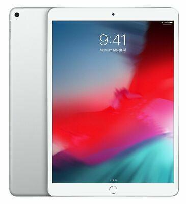 Ad Apple Ipad Air 3rd Gen 64gb Wi Fi 10 5in Silver New Unopened Free Shipping Apple Pencil Ipad Mini Ipad Air