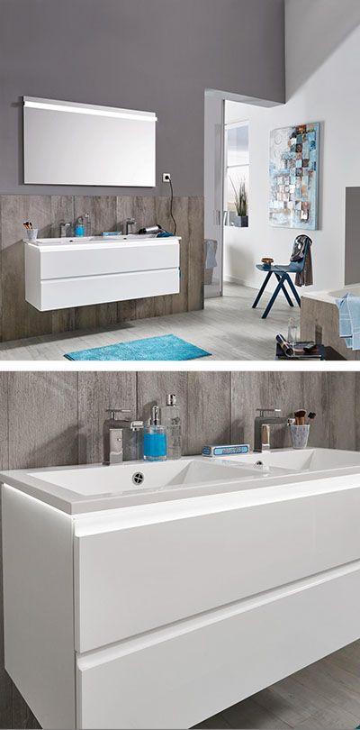 Badezimmer Set In Weiss Mit Spiegel Online Kaufen Badezimmer Badezimmereinrichtung Badezimmer Set