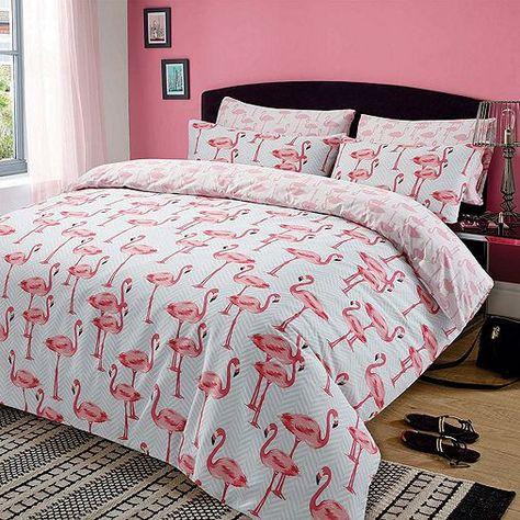 Tesco direct: Duvet Cover with Pillowcase Bedding Set