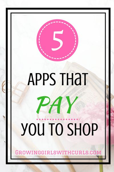 Five Apps That Pay You To Shop Apps that pay you, Apps