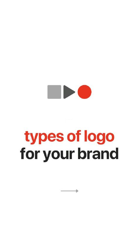 Choose the Right Logo Type 🚀😉