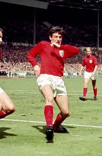 Martin Peters England 1966 British Football England Football Team England Football