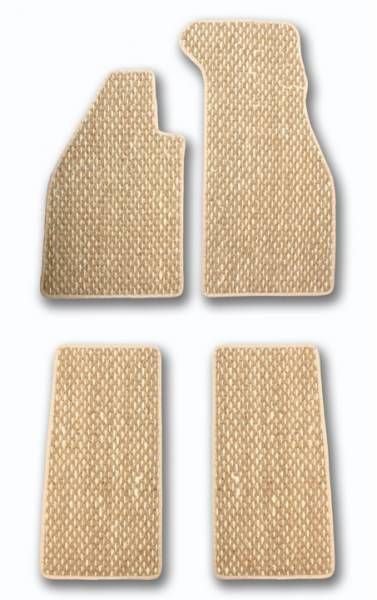 Coco Mats Beige Tan Front Rear 4 Piece Set Bug 1960 72 In 2020 Vw Bug Interior Volkswagen Vw Bug Convertible