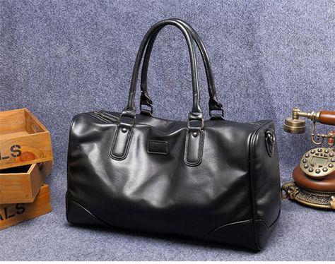 Men Duffel Travel Bags Shoulder Bag